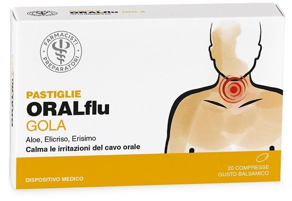 LFP ORALFLU GOLA 20CPR