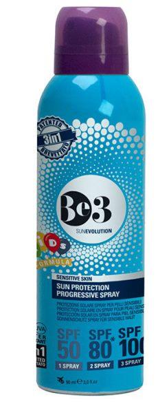 BE3 SPRAY SPF 50/80/100 90ML