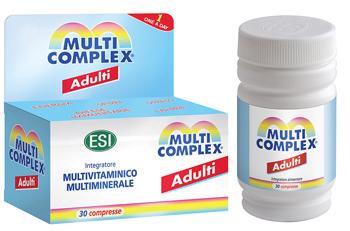 MULTICOMPLEX ADULTI 30CPR