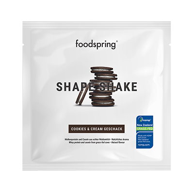 Foodspring Shape shake da 30gr