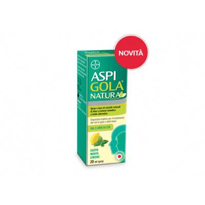 ASPI GOLA NATURA SPRAY