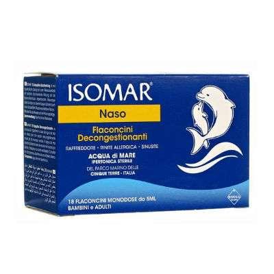 Isomar 18 fl. decongestionanti 5ml