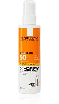 LA ROCHE-POSAY ANTHELIOS SHAKA SPRAY INVISIBILE CORPO SPF50+ 200ML