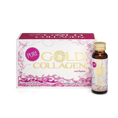 Gold collagen pure 10fl