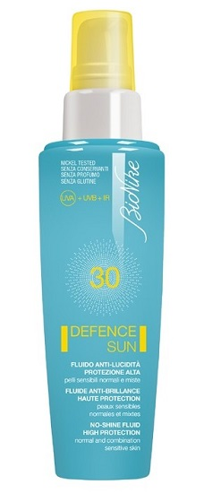 BIONIKE DEFENCE SUN FLUID ANTI-LUCIDO SPF30 50ML