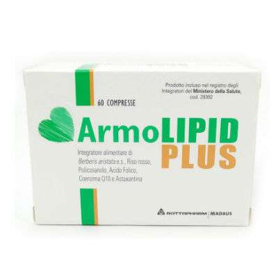 ARMOLIPID PLUS 60CPS