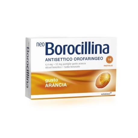 Neo Borocillina 16 pastiglie