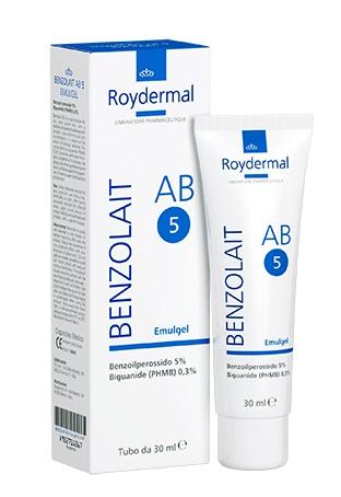 BENZOLAIT AB5 EMULGEL 30ML