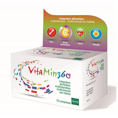 Vitamin 360 Multivitaminico