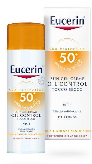 EUCERIN SUN OIL CONTROL VISO TOCCO SECCO SPF30 50ML