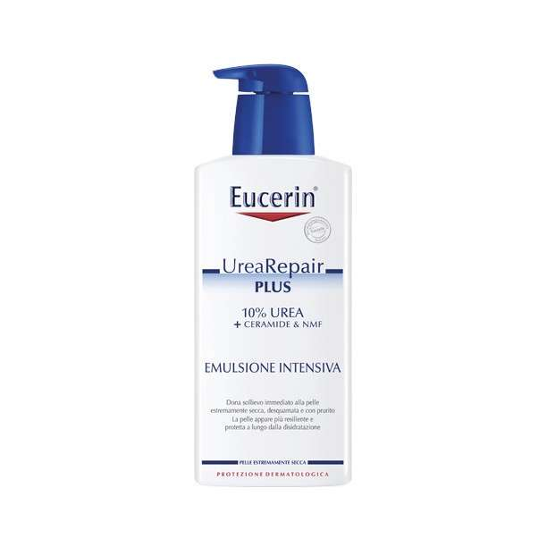 EUCERIN UREAREPAIR EMULSIONE INTENSIVA 10% UREA 400ML