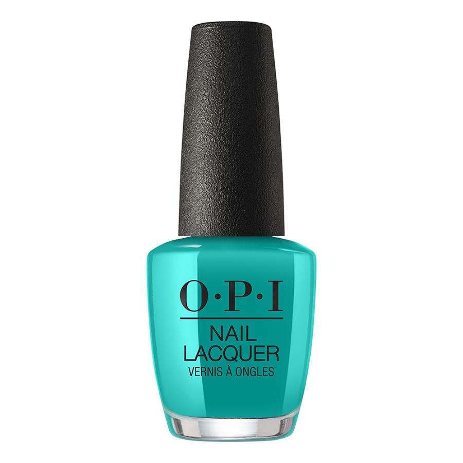 OPI NAIL LACQUER N74 DANCE PARTY 'TEAL DAWN 15ML