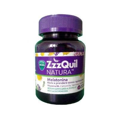 Melatonina ZzzQuil 30 pastiglie