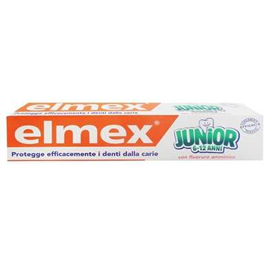 ELMEX JUNIOR 6-12 ANNI