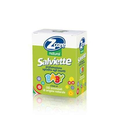 Z-CARE NATURAL BABY SALV 10 PZ