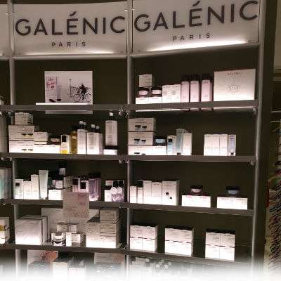 Galenic linea in farmacia
