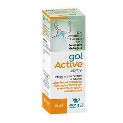 Gol Active spray