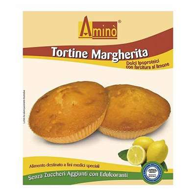 Amino tortine margherita