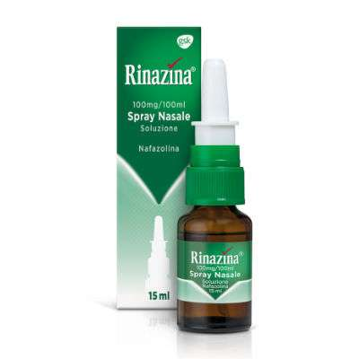 Rinazina spray nasale 100mg/100ml