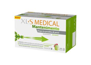 XLS MEDICAL MANTENIMENTO180CPR