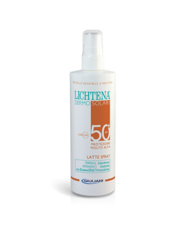 LICHTENA DERMOSOL LATTE SPRAY SPF30 200ML