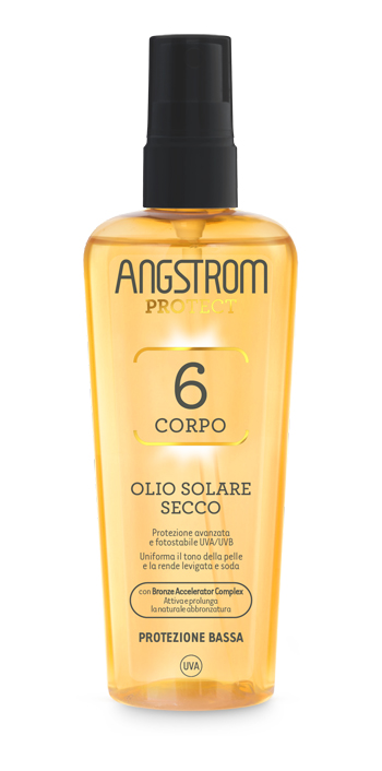 ANGSTROM PROTECT OLIO SECCO SPRAY SPF6 150ML