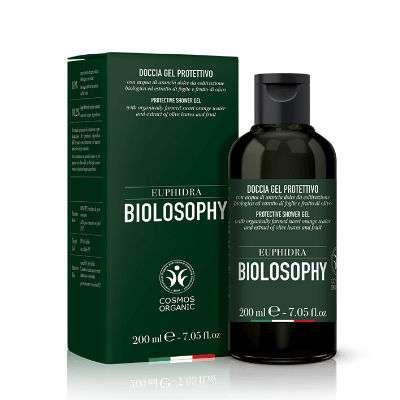 Euphidra Biolosophy doccia gel protettivo 200ml