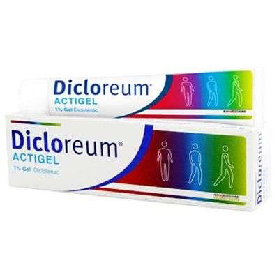 DICLOREUM ACTIGEL CREMA 100G