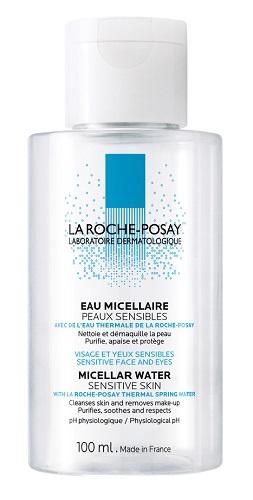 LA ROCHE-POSAY PHYSIOLOGIQUE ACQUA MICELLARE PELLI SENSIBILI 100ML
