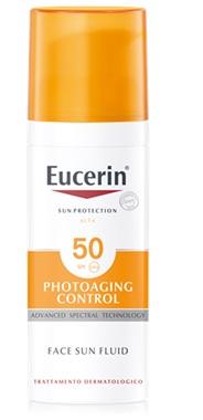EUCERIN SUN FLUID ANTI-AGE SPF50 50ML