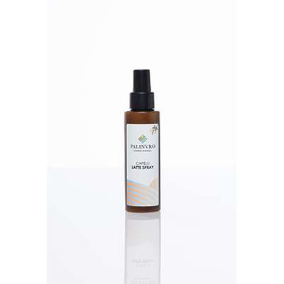 LATTE SPRAY CAPELLI PALINVRO COSMESI