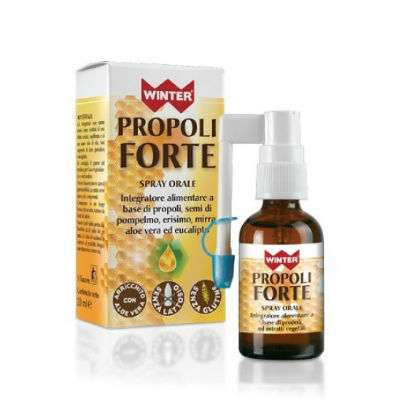Propoli forte spray winter
