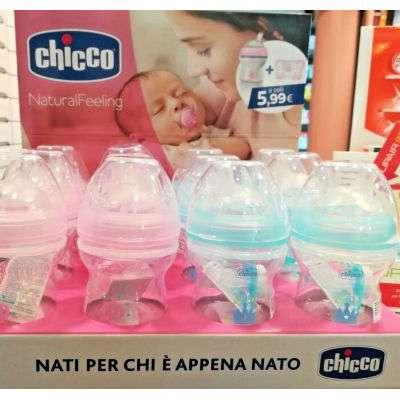 """CHICCO """"NATI PER CHI E' APPENA NATO"""""""
