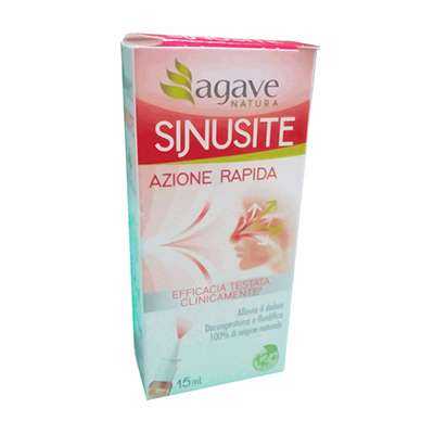 AGAVE SINUSITE