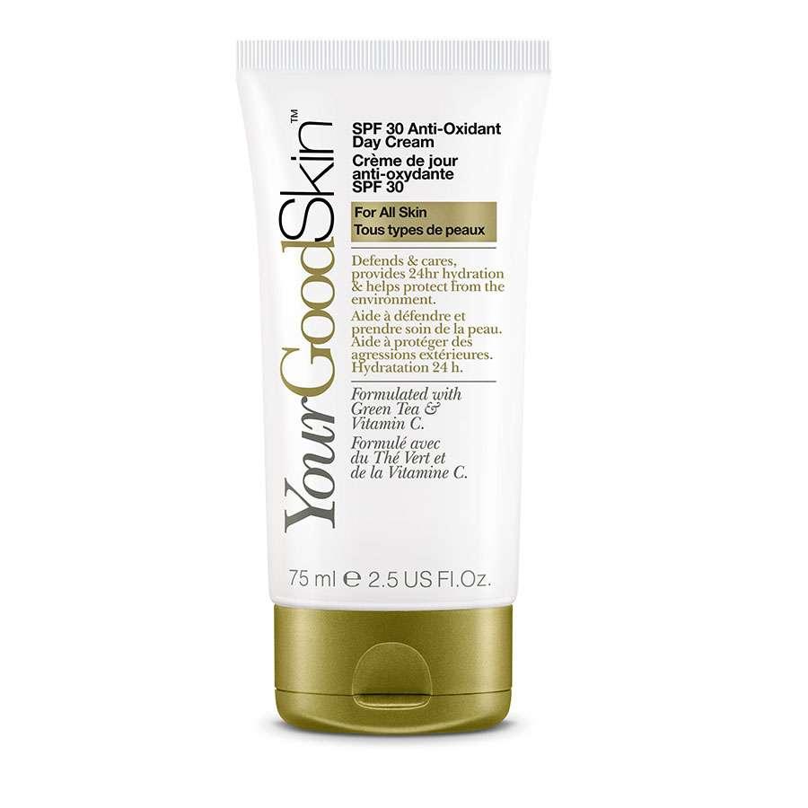Yourgoodskin Crema giorno antiossidante con protezione solare 30 75ml