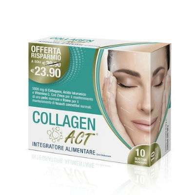 Collagen Act 10 bustine monodose