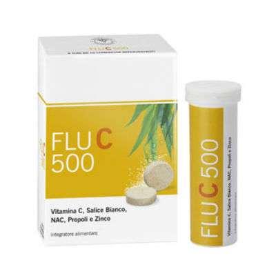 LFP FLU C 500 20CPR