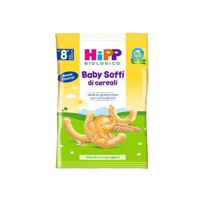 HIPP BABY SNACK SOFFI DI CEREALI