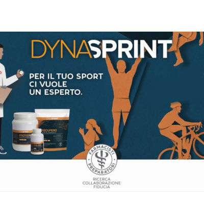 Dynasprint linea per sportivi