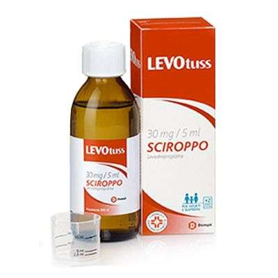 LEVOTUSS*SCIR 200ML 30MG/5ML