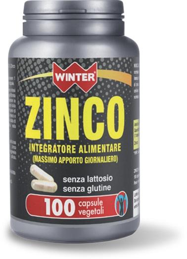 ZINCO INTEGRATORE 100 CPS WINTER