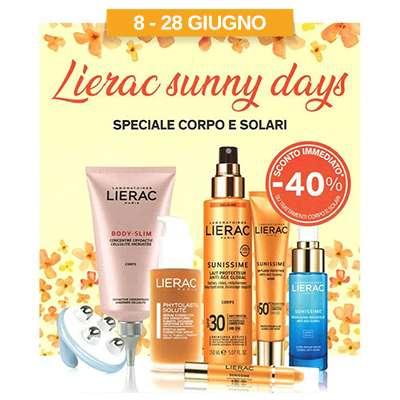 Lierac sunny days SCONTO 40%