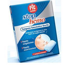 STOP HEMO TAMPONE EMOSTATICO