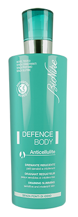 BIONIKE DEFENCE BODY ANTICELLULITE 400ML