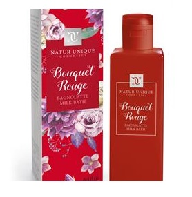 NATUR UNIQUE BAGNOLATTE BOUQUET ROUGE 250ML