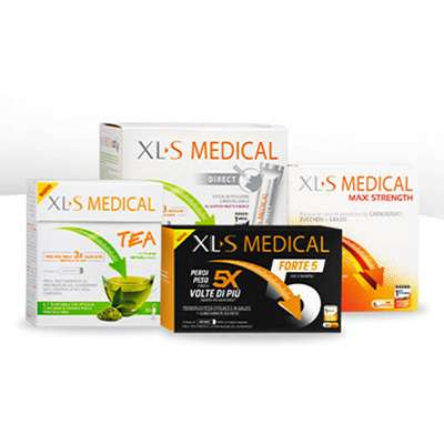 XL-S Medical SCONTO -20% su tutta la linea