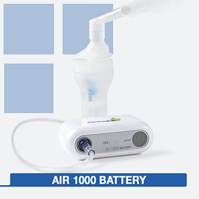 COLPHARMA AIR 1000 BATTERY