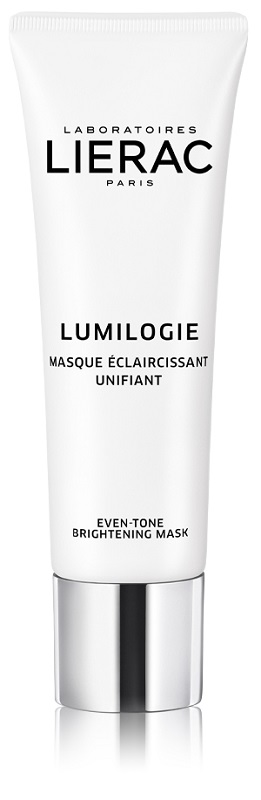 LIERAC LUMILOGIE MASCHERA ILLUMINANTE UNIFORMANTE 50ML
