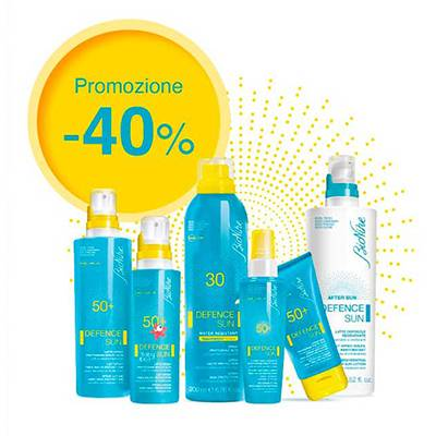 BIONIKE DEFENCE SUN SCONTO 40%
