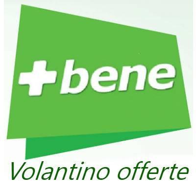 Volantino offerte +BENE
